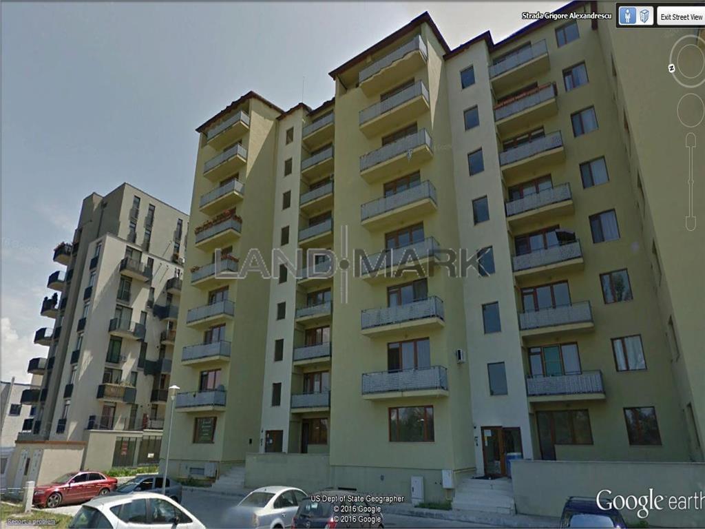 Apartament cu 3 camere, bloc din 2008, COMISION 0%