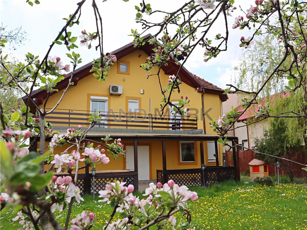COMISION 0% Vila/Casa unifamiliara in Dumbravita langa padure