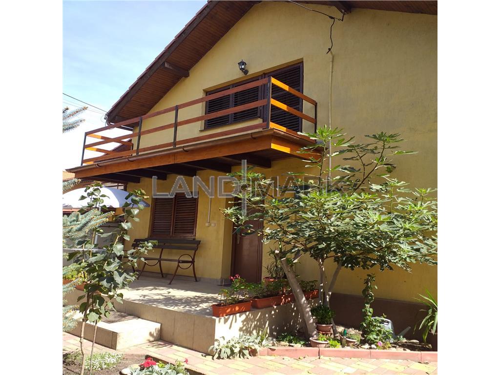 Casa noua cu 4 camere, curte, acc auto, zona Badea Cartan,COMISION 0