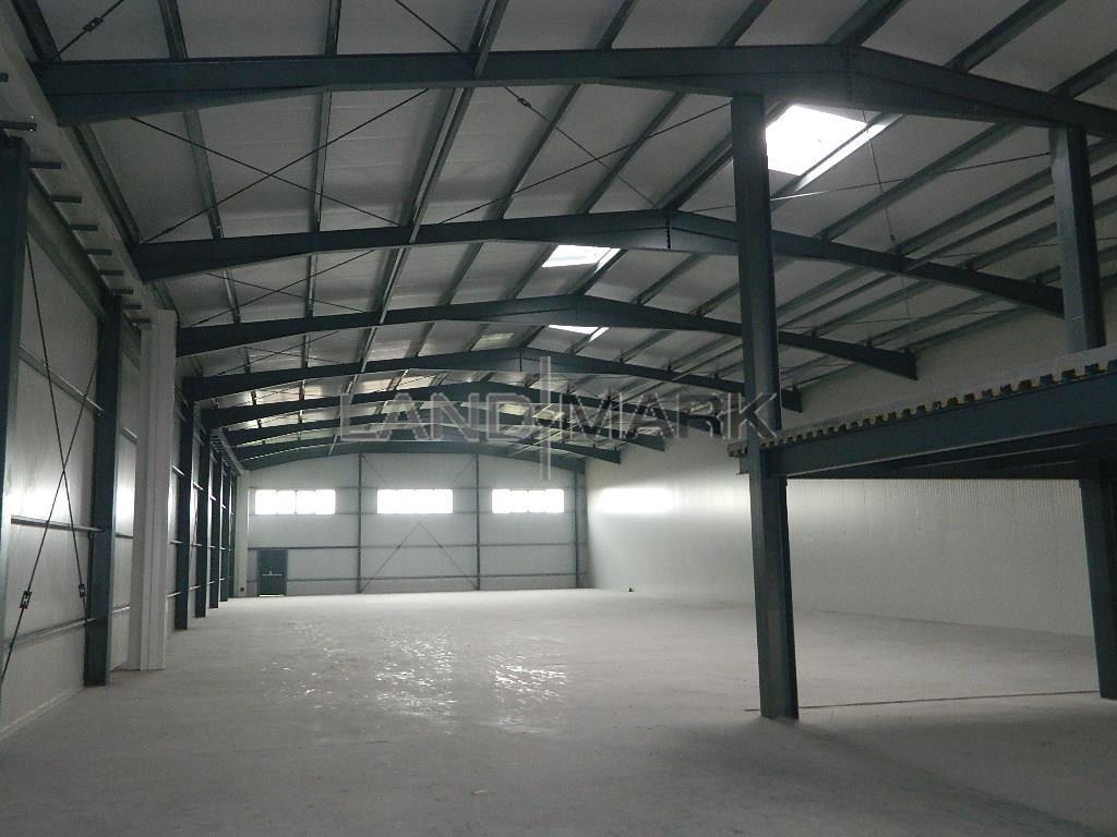 Hala noua productie / depozitare , 1000 mp , zona Aradului