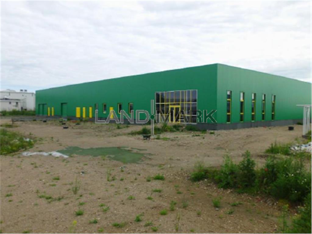 Hala noua productie / depozitare 3300 mp Timisoara Vest, COMISION 0%