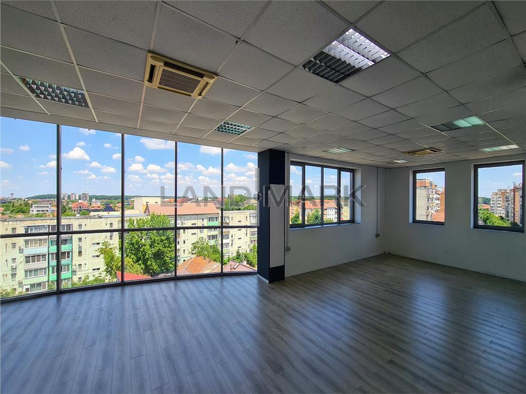 EXCLUSIV, birouri  380 mp, cladire noua Semicentral, parcare privata