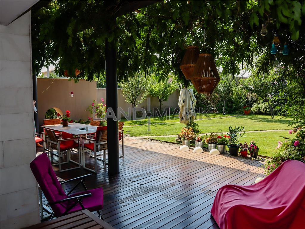 Resedinta deosebita cu arhitectura si stil pentru familia ta