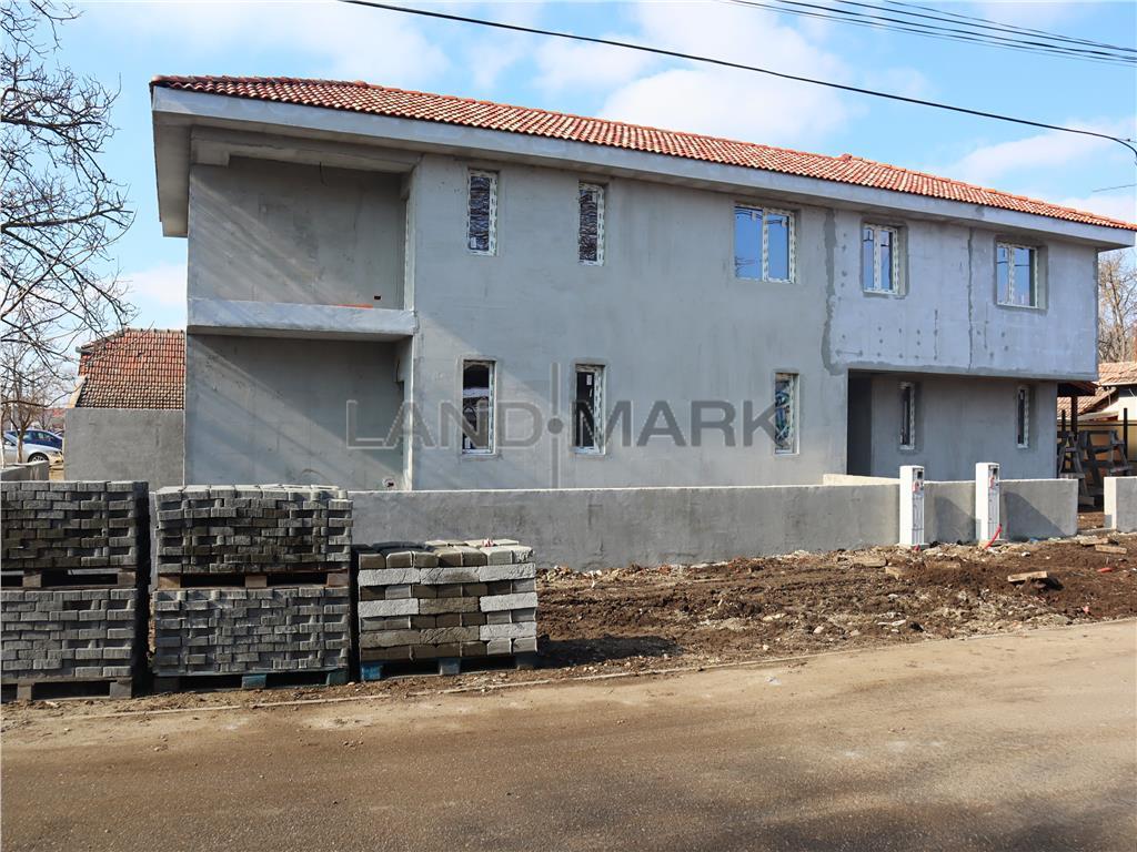COMISION 0% DUPLEX in Dumbravita zona Ferventia, strada inchisa