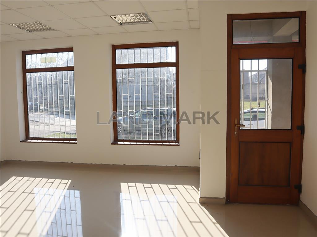 COMISION 0% Sediu firma/sp comerciale + hala cu teren generos 1200 m2