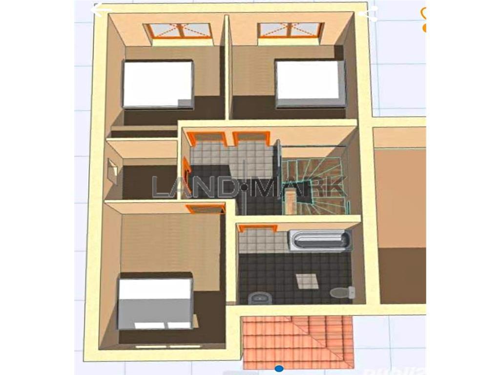 COMISION 0% Casa despartita prin cam tehnica Dumbravita str Mures