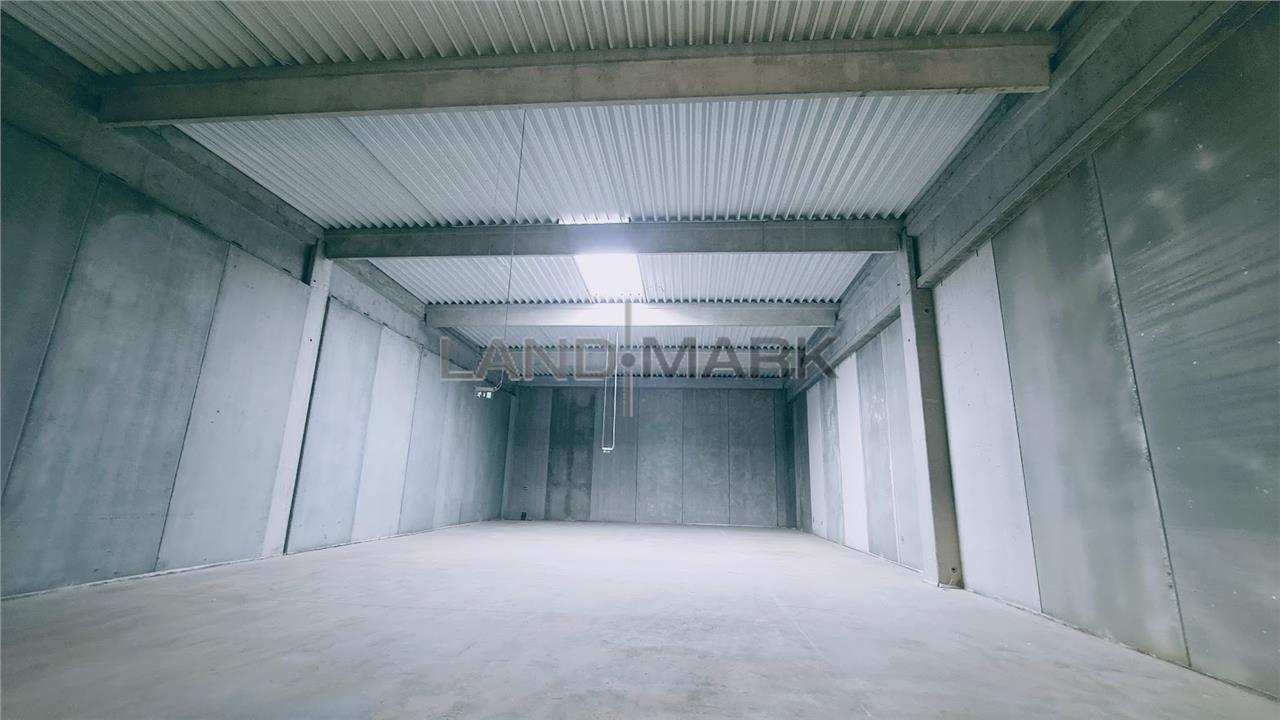 OFERTA ! Hala productie / depozitare, 517 mp utili, Calea Lugojului