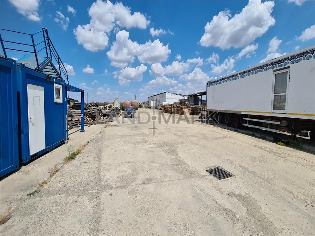 Platforma betonata 19.000 mp , zona Timisoara Exterior  Vest