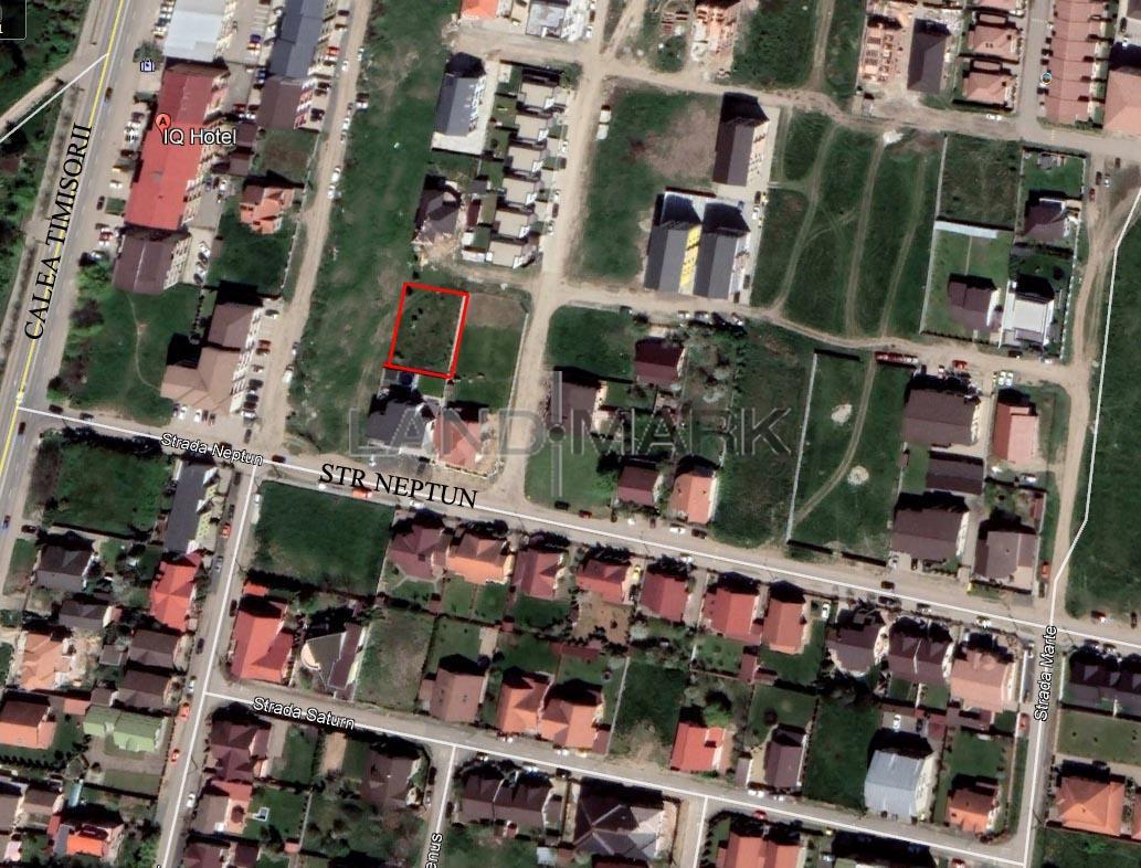 Teren pentru CASA de vanzare in zona UM Giroc