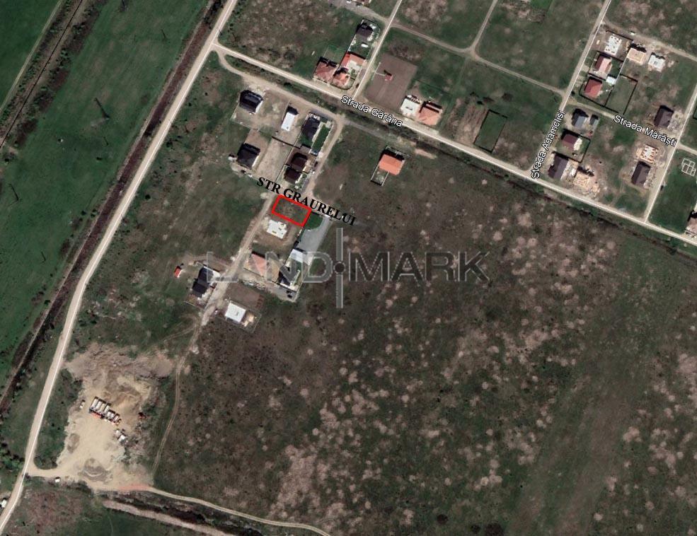 Teren pentru CASA de vanzare in zona Mosnita noua