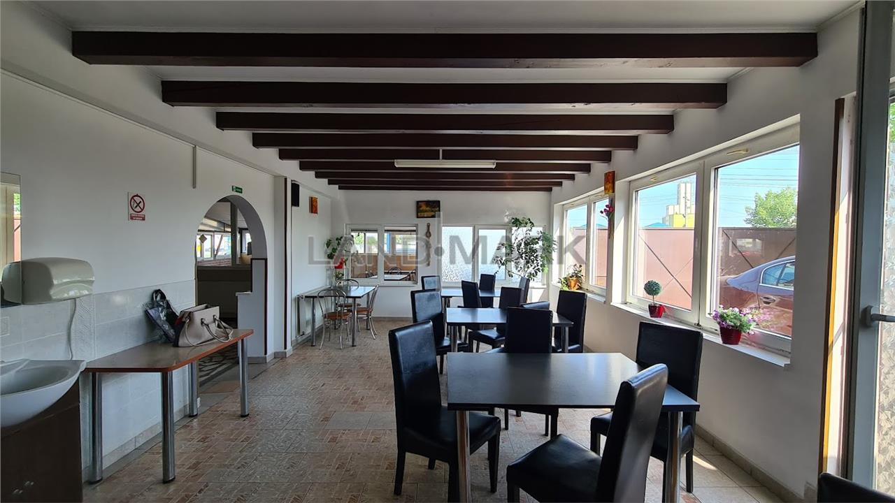 Spatiu Com / Restaurant 248 mp, trafic intens, Calea Sagului .