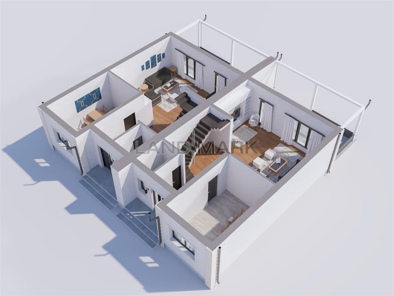 COMISION 0% Unitate in Duplex Dumbravita  Cora