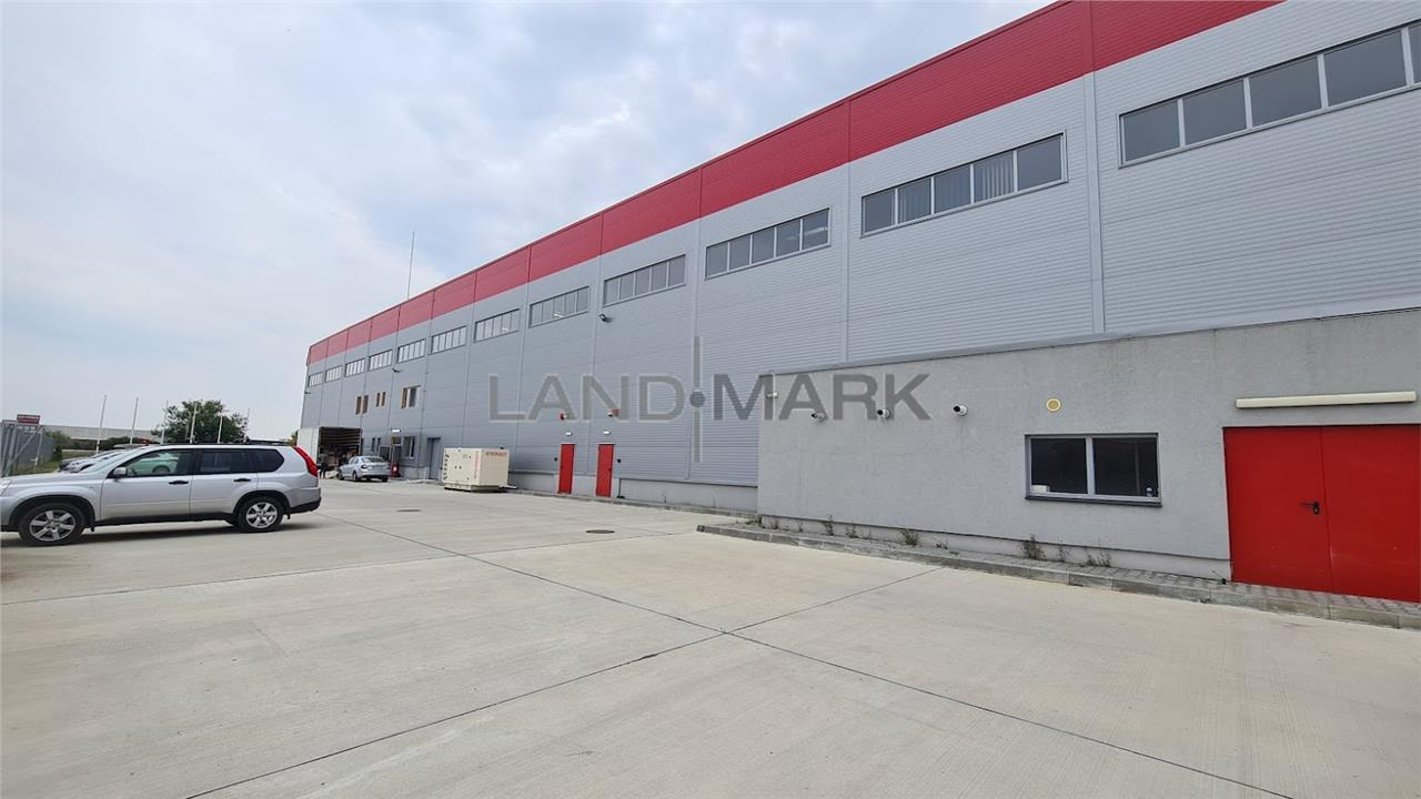 Hala productie depozitare, 1250 mp Timisoara exterior Nord