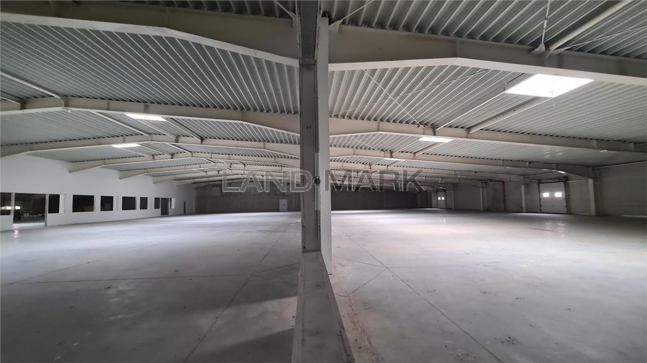 Hala productie / depozitare ,5000 mp Timisoara exterior Nord