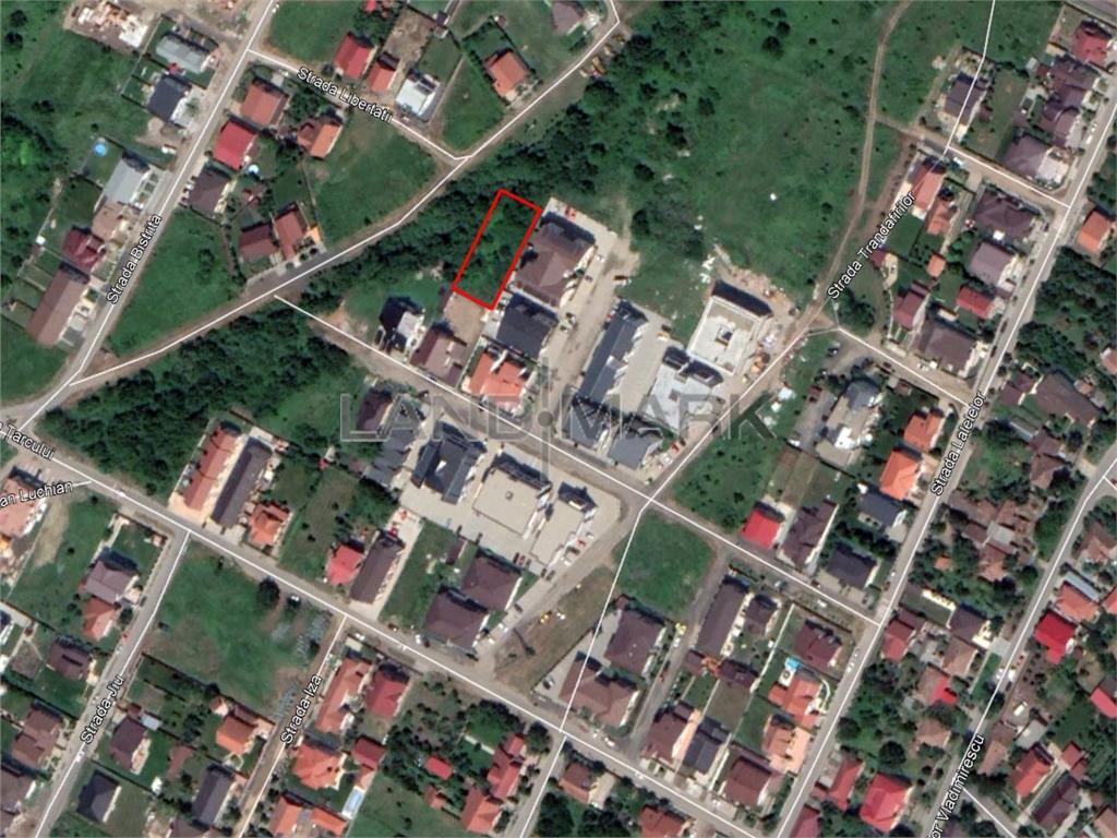 Teren de SERVICII vanzare in zona Dumbravita zona Tarcului