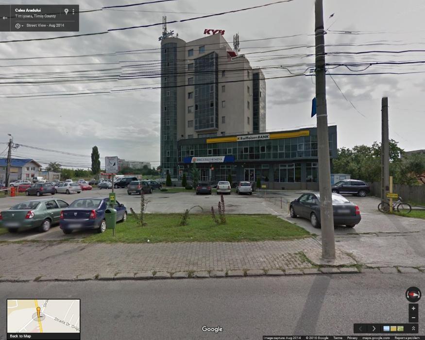Spatiu comercial , 213 mp, zona  Aradului