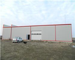 Spatiu industrial de vanzare in zona Sacalaz afara