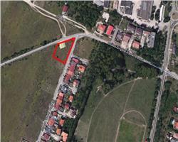Teren de bloc cu Autorizatie in zona Lipovei
