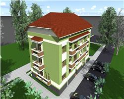 Vand apartament 3 camere in bloc nou, zona Braytim