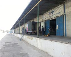 Hala industriala cu rampa, Zona Sagului