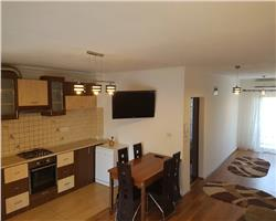 Apartament in bloc nou, mobilat, zona Braytim
