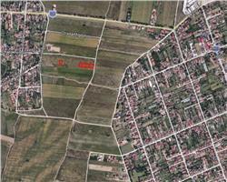 Teren de vanzare in zona Chisoda - Giroc