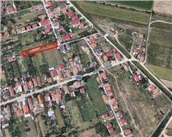Teren de vanzare in zona Giroc sat