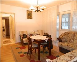 Apartament 2 camere Zona Complex, mobilat, utilat.