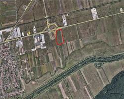 Teren cu PUZ industrial pe Calea Lugojului