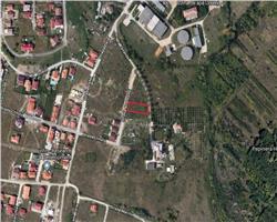 Teren de vanzare in zona Giroc Antena
