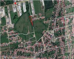 Teren pentru Parcelare de vanzare in zona Lugojului-Ghiroda