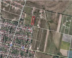 Teren de servicii de vanzare in zona Mosnita noua lipit de sat