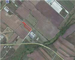Teren industrial cu PUZ de vanzare in zona Giarmata Centura