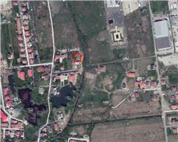 Teren de vanzare in zona Ghiroda - Calea Lugojului