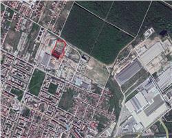 Teren pentru BLOC S+P+12E de vanzare in zona Lipovei