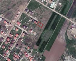 Teren cu AUTORIZATIE pentru DUPLEX de vanzare in zona Dumbravita Vest