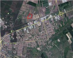 Teren de vanzare pentru dezvoltare zona Giarmata Vii