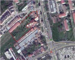 Teren de vanzare in zona Aradului - Semicentral