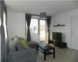 Apartament lux, bloc nou, complet mobilat, terasa 24 mp, lux