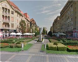 Spatiu comercial cafenea, 100 mp utili, terasa,  in Piata Operei