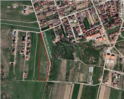 Teren parcelat de vanzare in zona Giroc - Rodnei